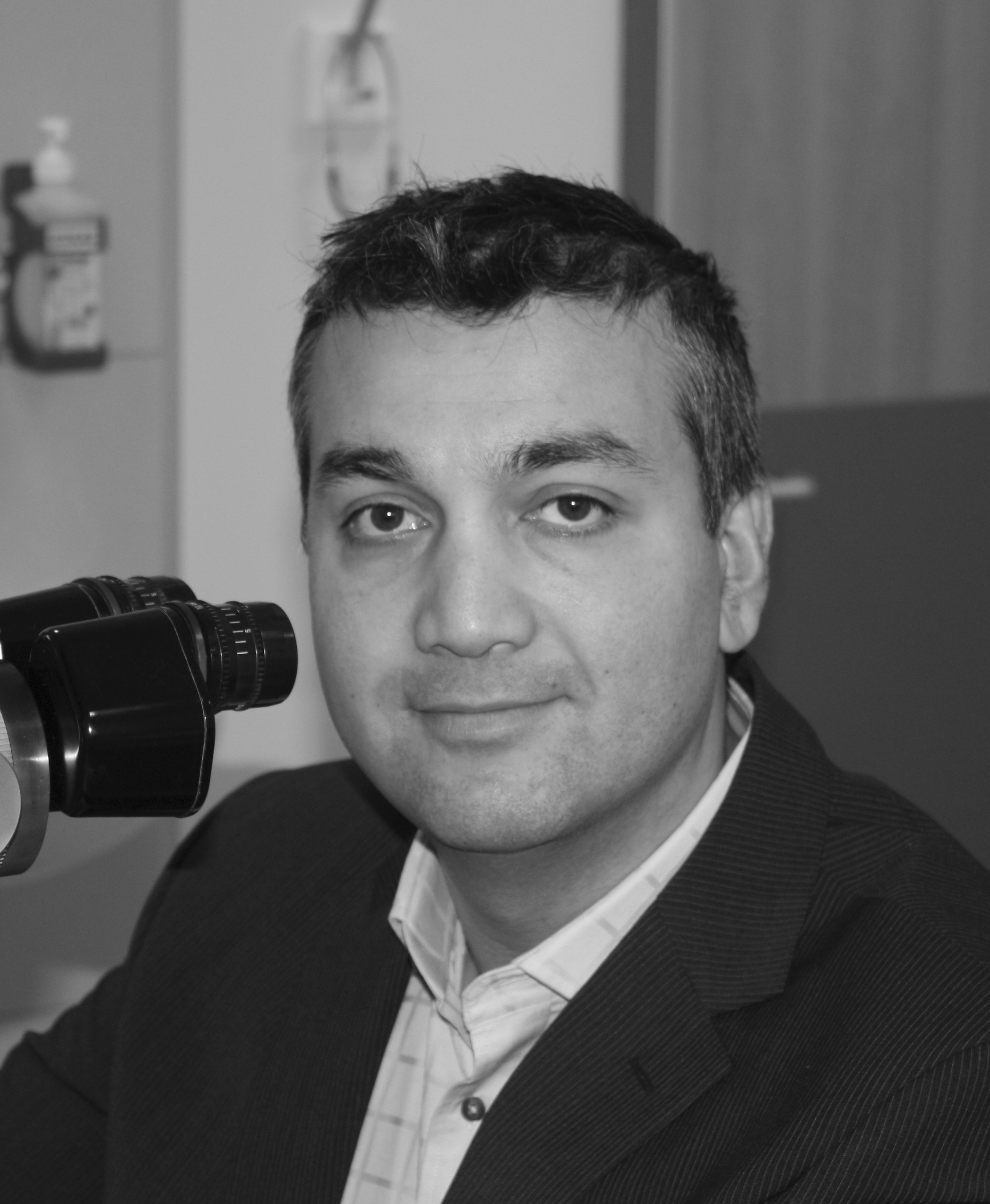 Amar Alwitry is a 