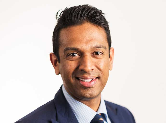 Anand Patel is a 