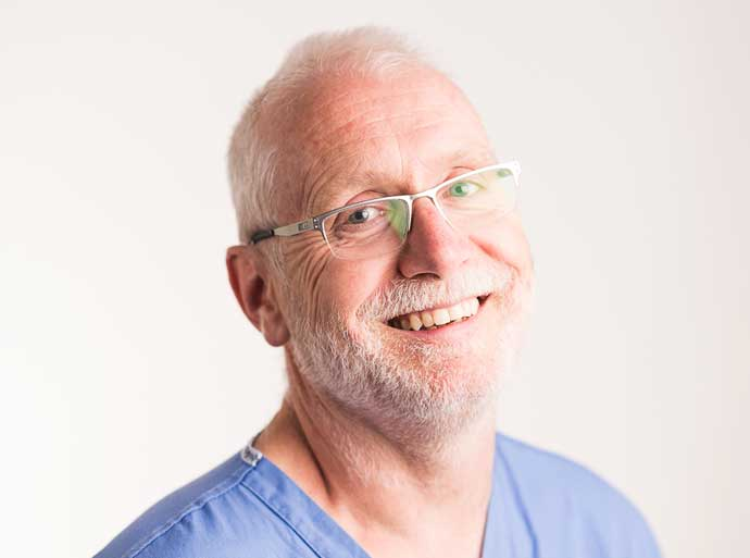 Andrew Dyson is a 