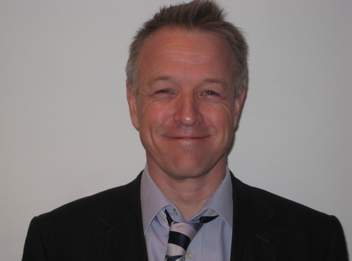 Andrew Ravenscroft is a 