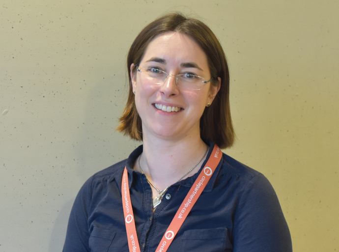 Anna Lewis is a 