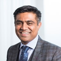 Ashwin Unnithan is a Consultant Orthopaedic Surgeon at Circle Reading Hospital