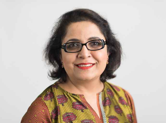Aysha Qureshi is a