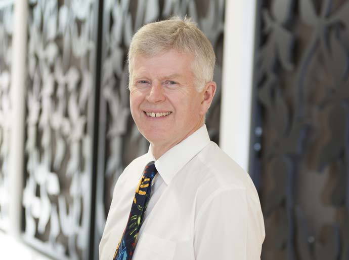 Charles Pailthorpe is a 