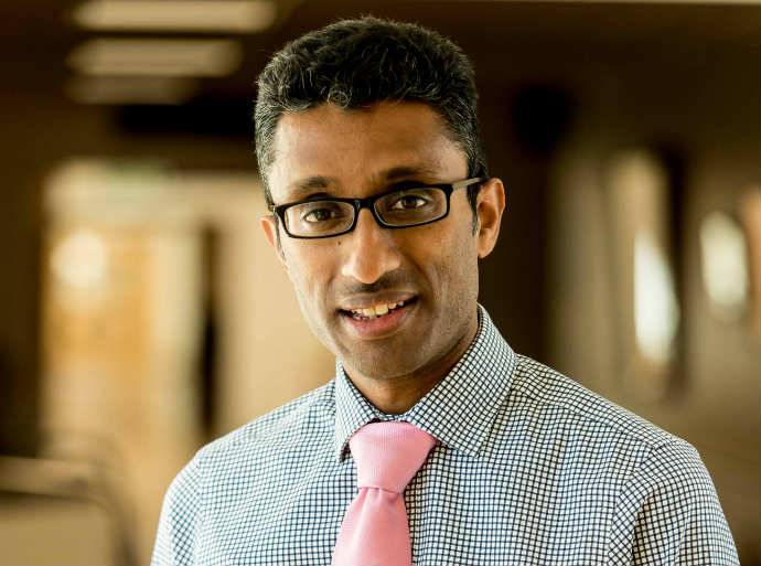 Jay Suntharalingam is a