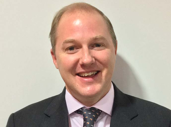 Julian Foote is a 
