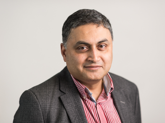 Mahesh Pai is a 