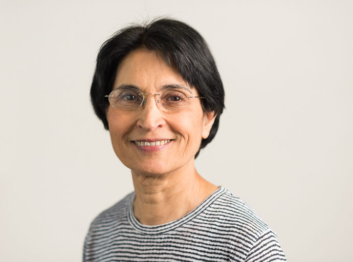 Mahnaz Alsharif is a 