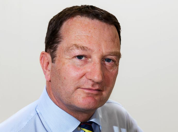 Nick Mansell is a