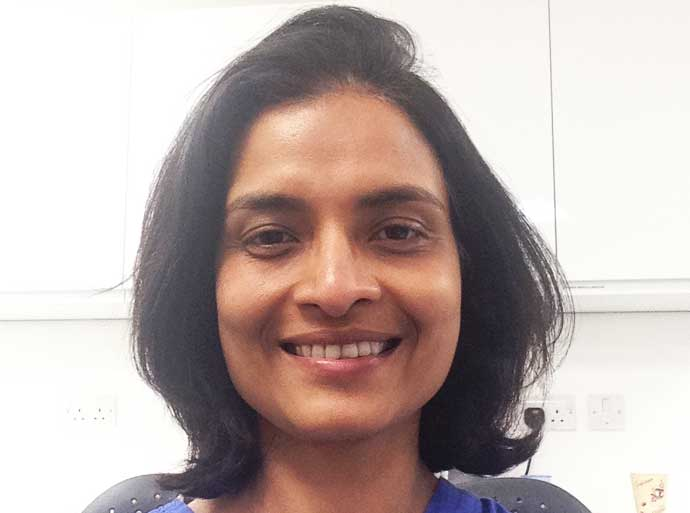 Shilpa Deb is a 
