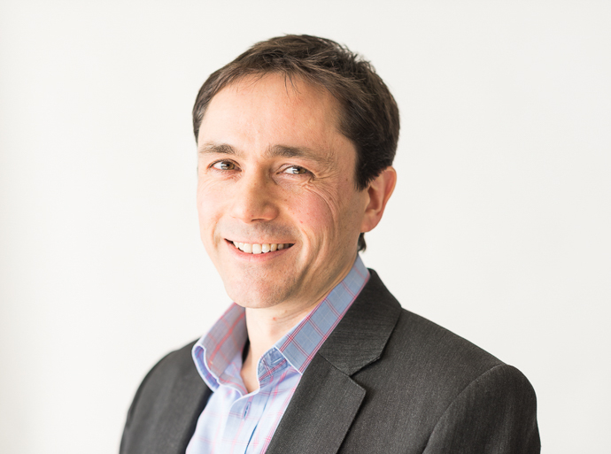 Stephen McDonald is a 
