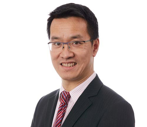 Tony Chow is a