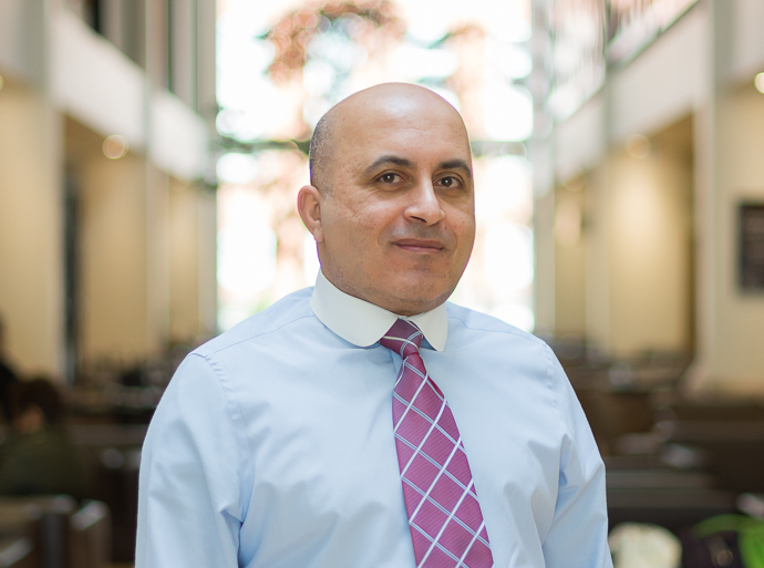 Hazem Hassouna is a 