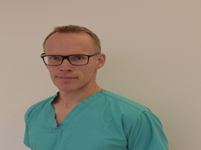 Martin James is a consultant  Consultant Hepatologist and Gastroenterologist at Circle Nottingham