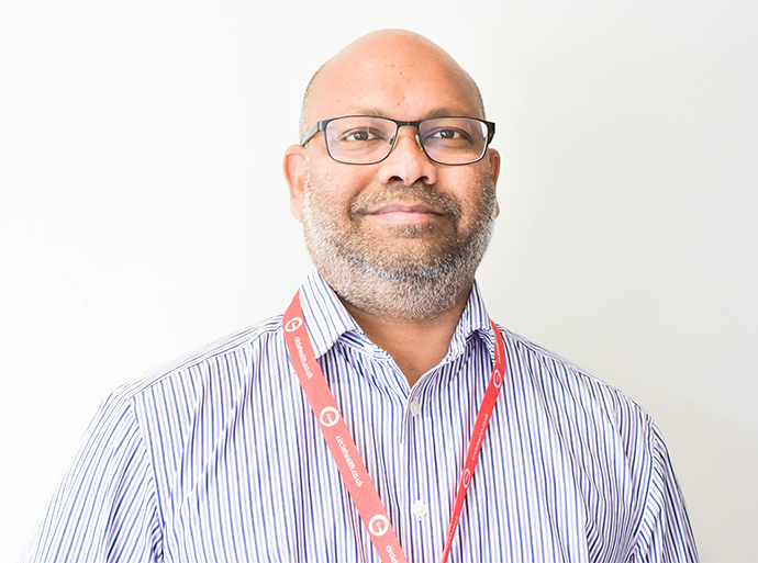 Devan Thavarajan is a 