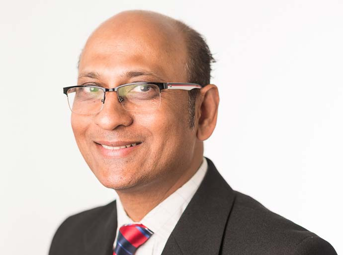 Nitin Badhe is a 