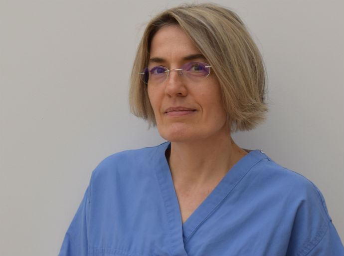 Anika Chatziioannidou is a consultant Consultant in Pain Medicine at Circle Nottingham