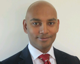 Malin Wijeratna is a consultant Consultant Orthopaedic Surgeon at Circle Nottingham