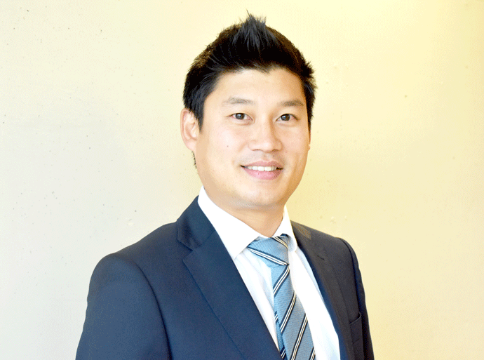 Hideki Nagata is a 