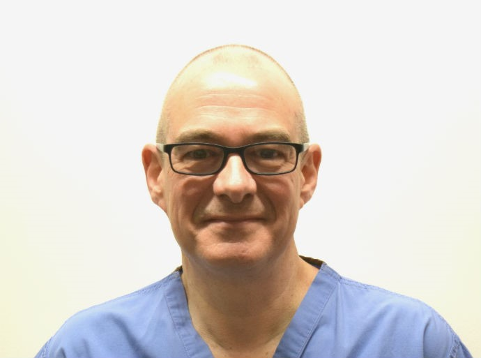 Julian Pavier is a Consultant Podiatrist  at Circle Nottingham